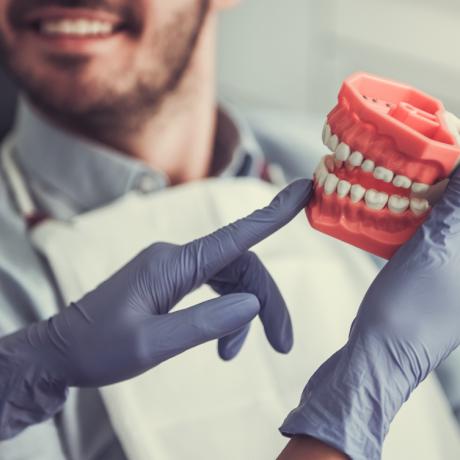 mini dental implants Lewisville, TX